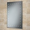 Solar Mirror art no: 73104095 Size: H72 x W50 x D4cm Bevelled edge with full framed LED border.