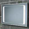 Dino Mirror art no: 77286000 Size: H50 x W70 x D6cm Landscape bevelled edge mirror with back-lit design.