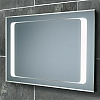 Dino Mirror art no: 77286000 Size: H50 x W70 x D6cm Landscape bevelled edge mirror with back-lit design.