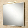 Marco Mirror art no: 64148295 Size: H60 x W80 x D3.5cm Landscape bevelled edge mirror with low-energy LED illumination.
