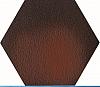 CLOUD BROWN HEKSAGON DURO 26X26 cm PŁYTKA PODŁOGOWA GAT.1 ( OP.0,52 M2 )K.J.PARADYŻ
