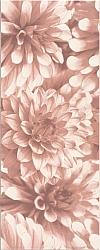 INSERTO BUGI PINK FLOWER 20/50 cm BŁYSZCZĄCE GAT.1 ( SZT.1 )K.J.CERSANIT