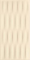 PŁYTKA ŚCIENNA BASIC PALETTE BEIGE BRAID - SATYNOWA 29,7 x 60 cm GAT.1 ( OP.1,25 M2 )K.J.OPOCZNO
