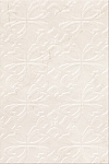 INSERTO SENO WHITE FLOWER 30/45 cm BŁYSZCZĄCE GAT.1 ( SZT.1 )K.J.CERSANIT