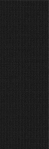 PŁYTKA ŚCIENNA PRET A PORTE BLACK TEXTILE  - BŁYSZCZACA 25/75 cm GAT.1 ( OP.1,12 M2 )K.J.OPOCZNO