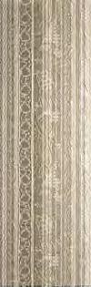 INSERTO  CEDAR BEIGE SATYNOWE - SZKLIWIONE REKTYFIKOWANE 31,5/100 cm 17AU73D GAT.1 ( SZT.1 )K.J.GRESPANIA
