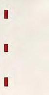 INSERTO DETROIT 3 BLANCO SATYNOWE - SZKLIWIONE 30/60 cm 17CI43D GAT.1 ( SZT.1 )K.J.GRESPANIA