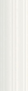 PŁYTKA ŚCIENNA CRYSTAL BLANCO BŁYSZCZĄCA REKTYFIKOWANA 31,5/100 cm 71CR401 GAT.1 (1,26 M2 )K.J.GRESPANIA