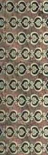 DEKOR MOLDAU MARRÓN BŁYSZCZĄCY REKTYFIKOWANY 31,5/100 cm 17PR23M GAT.1 ( SZT.1)K.J.GRESPANIA