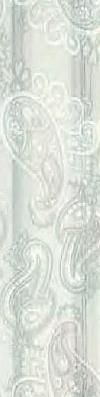 DEKOR TRACIA BLANCO BŁYSZCZĄCY REKTYFIKOWANY 30/90 cm 17MA43T GAT.1 ( SZT.1 )K.J.GRESPANIA