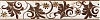 LISTWA CERAMICZNA BLANCA 1  7,4/36 cm GAT.1 ( SZT.1 )K.J.DOMINO
