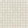 MOZAIKA OBSYDIAN WHITE BŁYSZCZĄCA REKTYFIKOWANA 29,8/29,8 cm GAT.1 ( SZT.1 )K.J.TUBĄDZIN