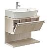 Szafka płytka 54 cm z 1 drzwiami pod umywalkę 50 cm Dostępne kolory: Kolor dąb bielony A856433611 / 8414329127300