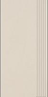 STOPNICA INTERO BIANCO REKTYFIKOWANY 29,8/59,8 cm SATYNOWY - SZKLIWIONY GAT.1 ( SZT.1 )K.J.PARADYŻ