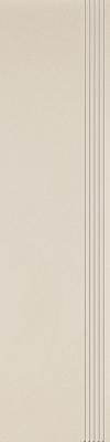 STOPNICA INTERO BIANCO REKTYFIKOWANY 29,8/119,8 cm SATYNOWY - SZKLIWIONY GAT.1 ( SZT.1 )K.J.PARADYŻ