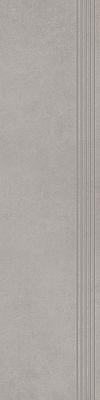 STOPNICA INTERO SILVER REKTYFIKOWANY 29,8/119,8 cm SATYNOWY - SZKLIWIONY GAT.1 ( SZT.1 )K.J.PARADYŻ