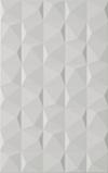 PŁYTKA ŚCIENNA MELBY GRYS STRUKTURA 25/40 cm BŁYSZCZĄCA GAT.1 ( OP.1,30 M2 )K.J.PARADYŻ