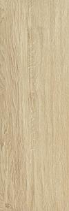 WOOD BASIC BEIGE GRES DREWNOPODOBNY SZKLIWIONY - MATOWY- SATYNOWY 20/60 cm GAT.1 ( 1,20 M2 )K.J.KWADRO
