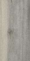 Stopnica prosta nacinana Tammi grys matowa rektyfikowana 29,4x59,9 cm Gat.1 ( OP.4 SZT.)K.J.PARADYŻ