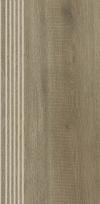 Stopnica prosta nacinana Tammi naturale matowa rektyfikowana 29,4x59,9 cm Gat.1 ( OP.4 SZT.)K.J.PARADYŻ