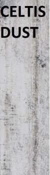CELTIS DUST GRES SZKLIWIONY - SATYNOWY - MATOWY 16,7/58,8 cm GAT.1 ( PAL.62,70 M2 )K.J.CERRAD
