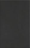 PŁYTKA ŚCIENNA REGNA BLACK W354-002-1 GŁADKA MATOWA 25x40 GAT.1 ( OP.1,20 M2 )K.J.CERSANIT