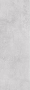 PŁYTKA ŚCIENNA SNOWDROPS LIGHT GREY W477-008-1 GŁADKA MATOWA WYMIAR 20*60 GAT.1 ( 1.08 M2 )K.J.CERSANIT