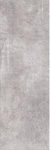 PŁYTKA ŚCIENNA SNOWDROPS GREY W477-005-1 GŁADKA MATOWA WYMIAR 20*60 GAT.1 ( 1.08 M2 )K.J.CERSANIT