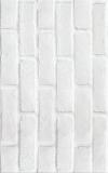 PŁYTKA ŚCIENNA WIKA PS213 WHITE STRUCTURE MAT W441-003-1 WYMIAR 25x40 GAT.1 ( OP.1,20 M2 )K.J.CERSANIT
