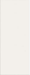 PŁYTKA ŚCIENNA PS400 WHITE W339-014-1 GŁADKA MATOWA SATYNOWA 20/50 cm GAT.1 ( OP.1,30 M2 )K.J.CERSANIT