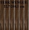 GRES TERK ( TORVIK ) WENGUE PD-ST-TE-0004 SATYNOWY - MATOWY  REKTYFIKOWANY 22,7/208,1 cm GAT.1 ( PAL.56,70 M2 )K.J.EGEN