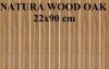 NATURA WOOD OAK TE-BI-NW-0002 GRES DREWENOPODOBNY POLER 22/90 GAT.1 ( OP.1.19 M2 )K.J.EGEN