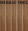 MERBAU MIEL TE-ST-MU-0001 GRES DREWENOPODOBNY SATYNOWY - MATOWY 23/120 GAT.1 ( OP.1.118 M2 )K.J.EGEN