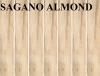 SAGANO ALMOND TE-SR-SA-0001 GRES DREWENOPODOBNY REKTYFIKOWANY 20/120 SATYNOWY - MATOWY  GAT.1 ( OP.0,96 M2 )K.J.EGEN