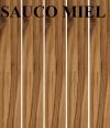 SAUCO MIEL TE-ST-SO-0001 GRES DREWENOPODOBNY REKTYFIKOWANY 24/95 SATYNOWY - MATOWY  GAT.1 ( OP.1,37 )K.J.EGEN