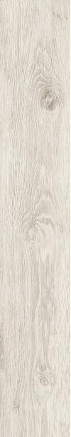 GRES GRAND WOOD PRIME WHITE SATYNOWY - MATOWY - STRUKTURA REKTYFIKOWANY 19,8/119,8 CM GAT.1 ( OP.0,95 M2 )K.J.OPOCZNO