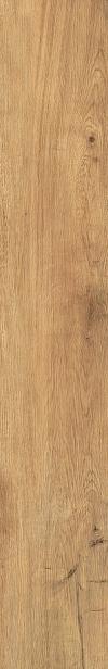 GRES GRAND WOOD RUSTIC BRONZE SATYNOWY - MATOWY - STRUKTURA REKTYFIKOWANY 19,8/119,8 CM GAT.1 ( OP.0,95 M2 )K.J.OPOCZNO