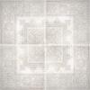 ROZETA PAPIRO WHITE GOTICO 120/120 GAT.1 ( 1 KPL.= 4 szt.)K.J.ABSOLUT KERAMIKA