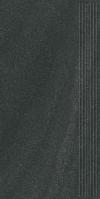 STOPNICA PROSTA ARKESIA GRAFIT MAT. 29,8X59,8 GAT.1 (OP.1,43 M2 )K.J.PARADYŻ