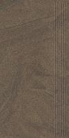 STOPNICA PROSTA ARKESIA MOCCA MAT. 29,8X59,8 GAT.1 (OP.1,43 M2 )K.J.PARADYŻ