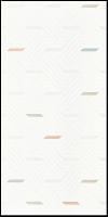 INSERTO SYNERGY COLOUR MIX 30/60 cm GAT.1 ( SZT.1)K.J.PARADYŻ