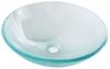 ICE umywalka szklana, średnica 42 cm