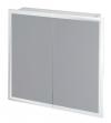 SANDRA szafka z lustrem 60x60x11cm