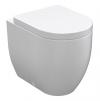 FLO muszla WC 36x42x51,5cm, dolny/tylny odpływ