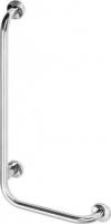 Poręcz kątowa LEWA 810x550mm, stal nierdzewna (301112041)