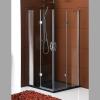 LEGRO kabina prysznicowa narożna 900x900mm, szkło czyste