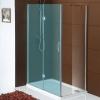 LEGRO ścianka boczna 800mm, szkło czyste