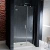 VITRA LINE drzwi prysznicowe wnękowe 1300mm, lewe, szkło czyste