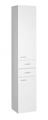 ZOJA/KERAMIA FRESH szafka wysoka 35x184x29cm, biała