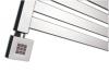 KTX grzałaka elektryczna z termostatem, 300W, srebrna